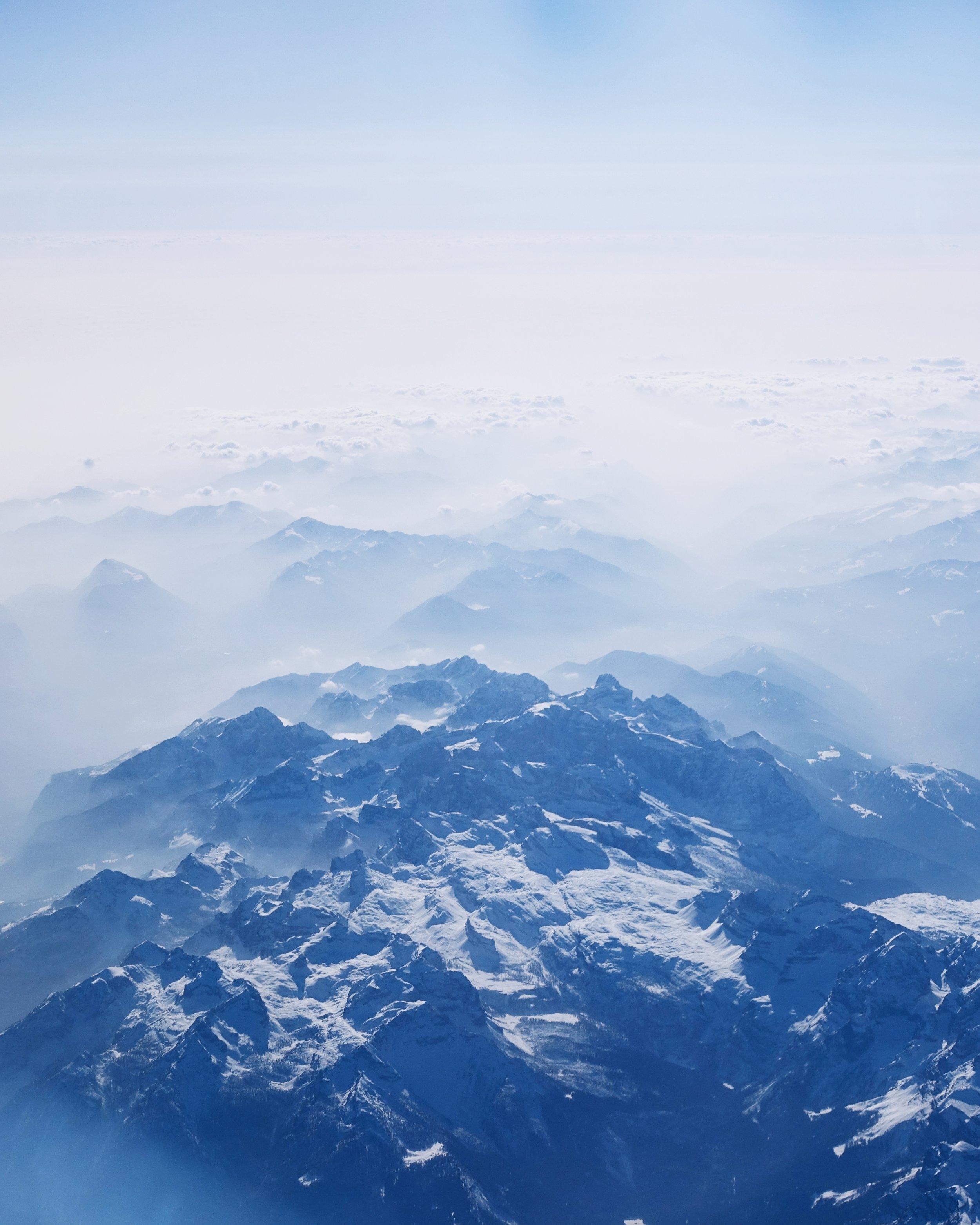 Mountain in Austrian Alpes