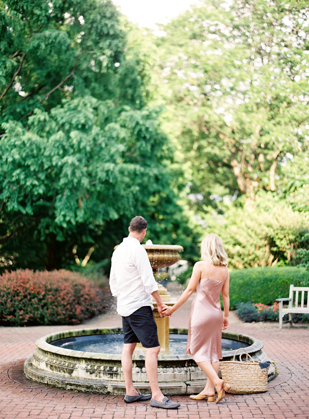 kingwood center garden wedding ohio wedding phootographers
