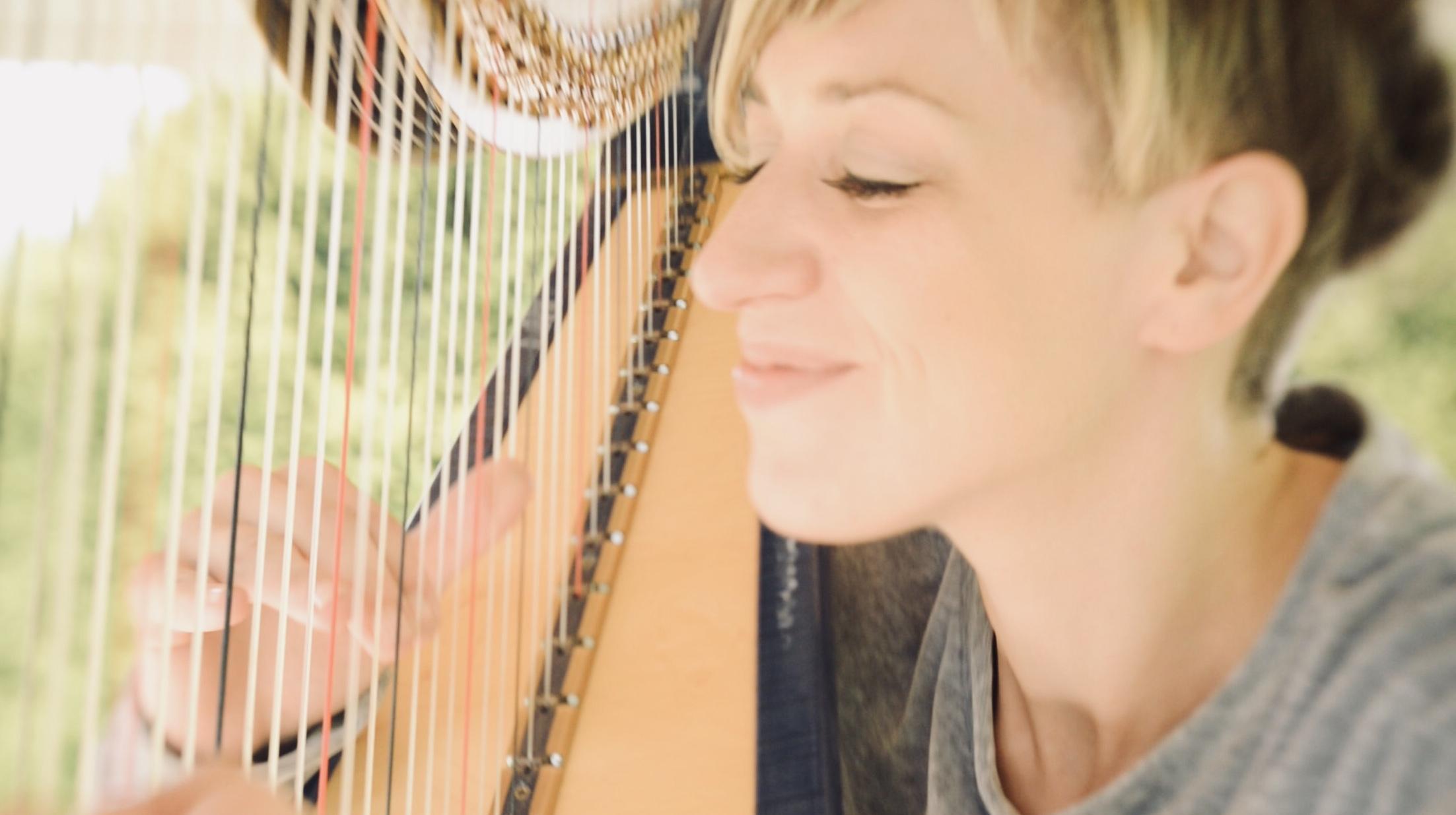 Jemima Phillips Harpist