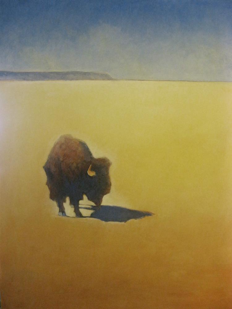 marquez_The Last Buffalo.jpg