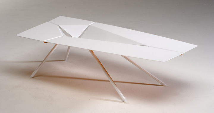 Erin Carrier -Product Design Studio Independent study - Furniture (full scale prototype)