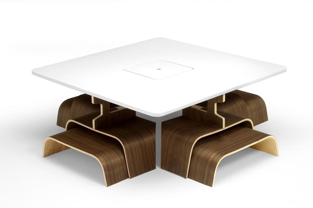 Leon Fitzpatrick - Product Design Studio - Furniture (full scale prototype)