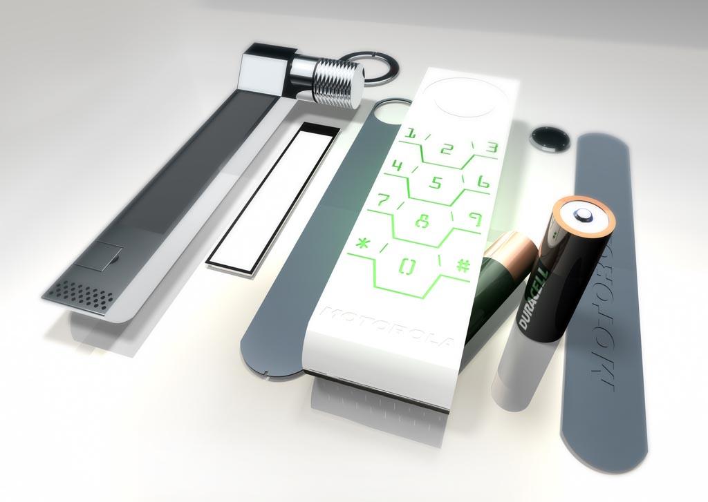 Andre Minoli - Product Design Studio - Cell Phone