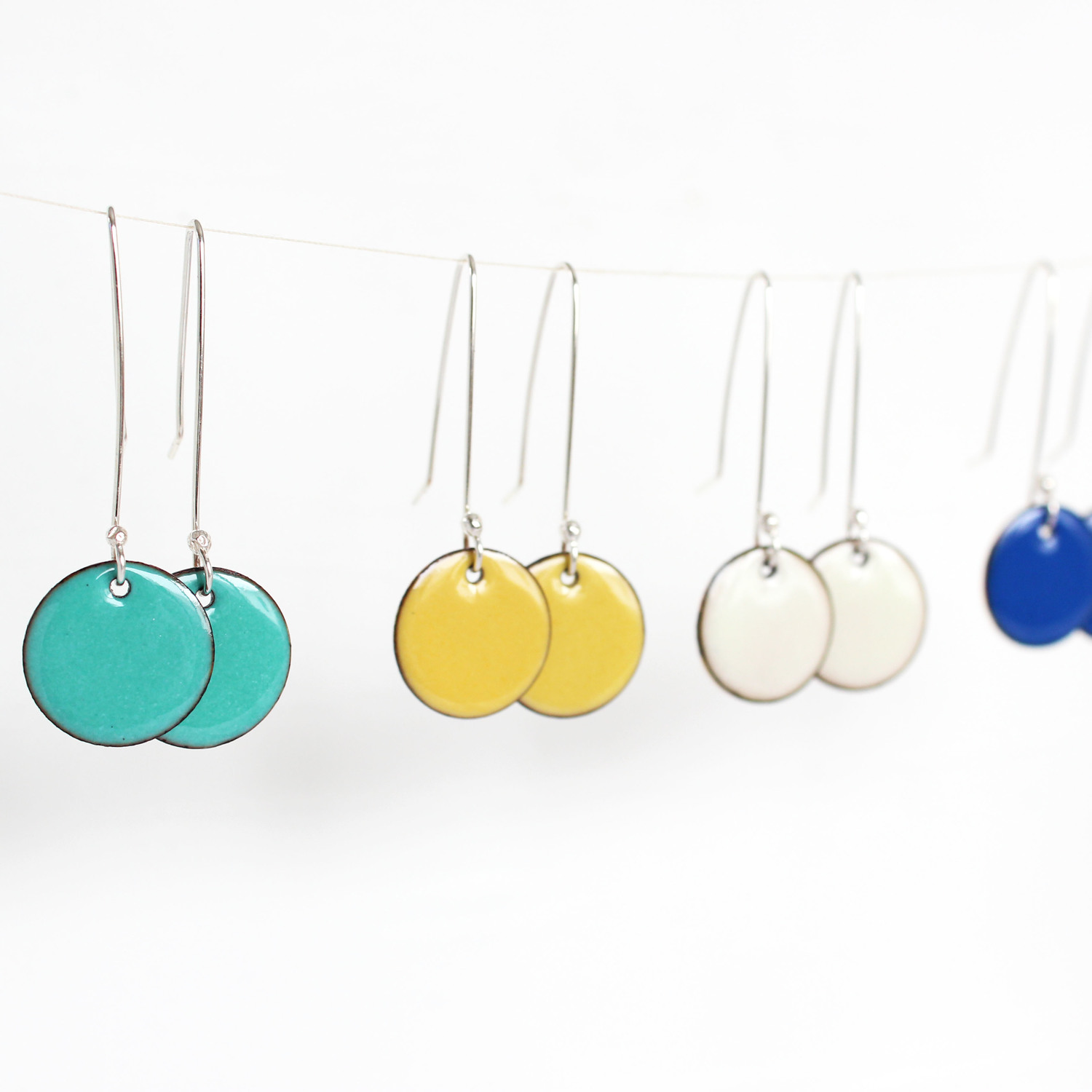 Enfuse Jewelry's Boutique Collection offers a vibrant array of colors and styles