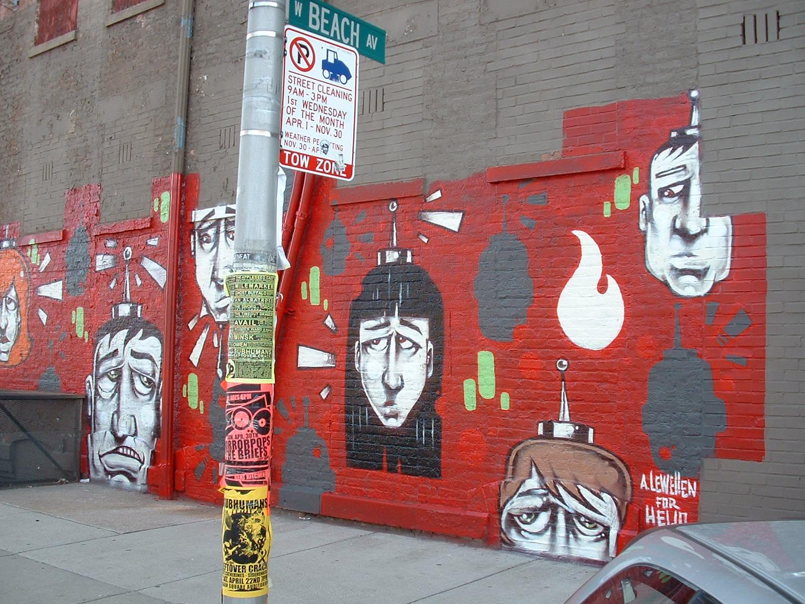 Helio Mural Chicago