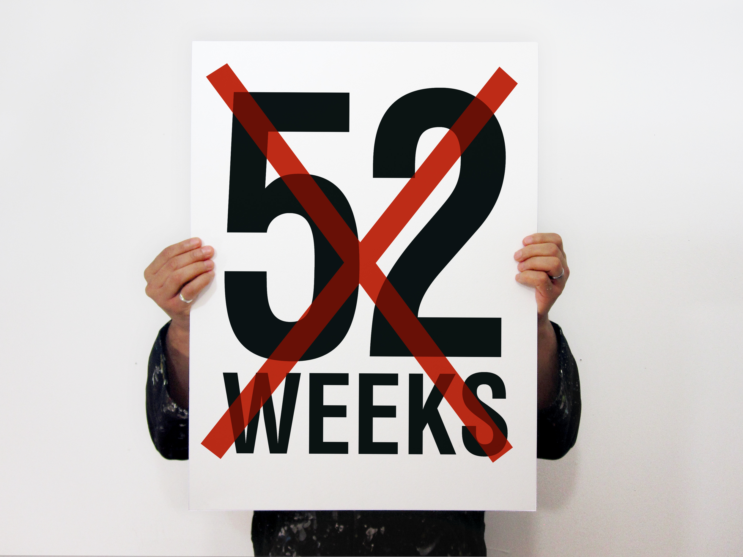 The 52 Week Project