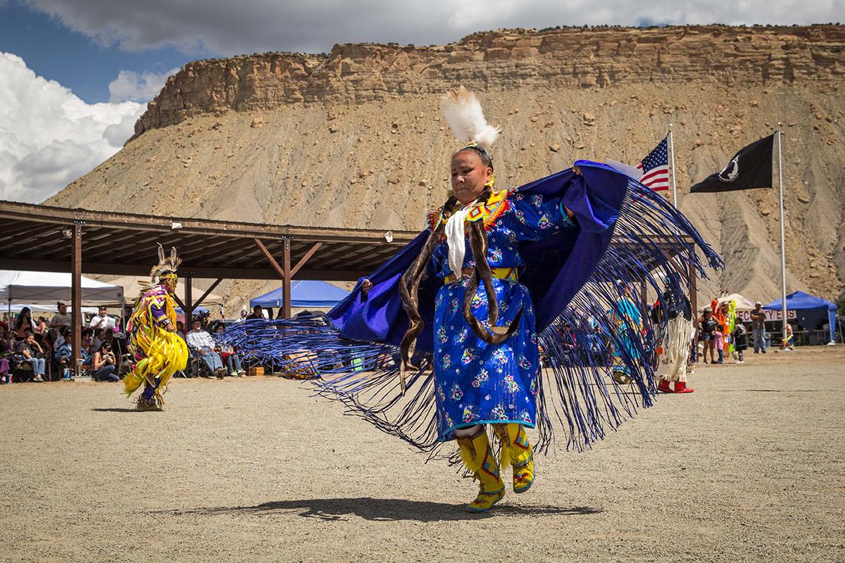 Ute Mountain Reservation, Colorado