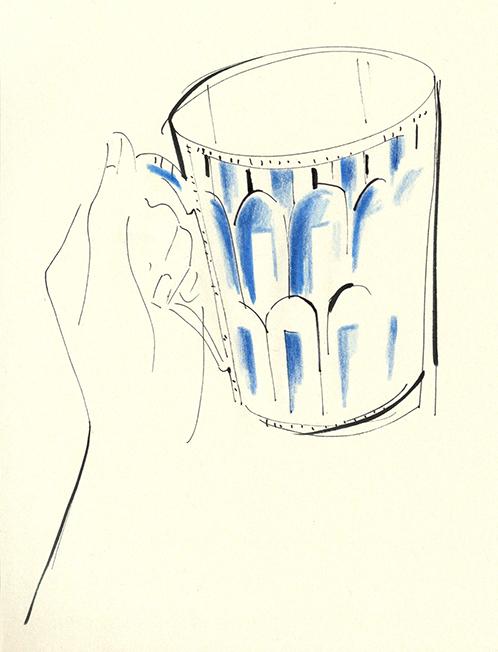 Bleus d'Ailleurs - Hermes