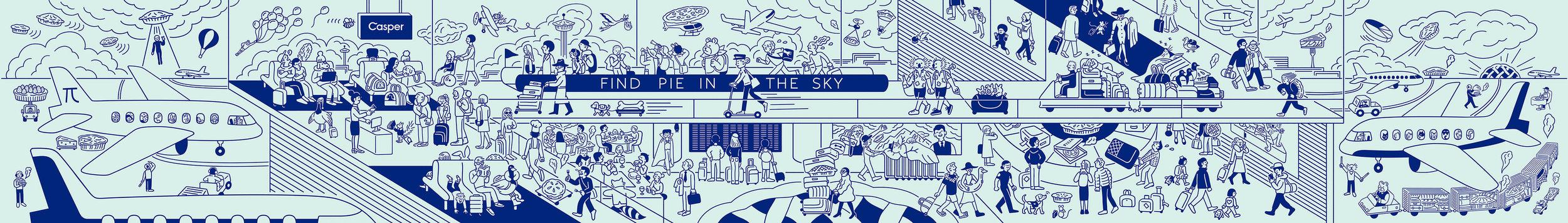 Download Full Size - CASPER - Find pie in the sky