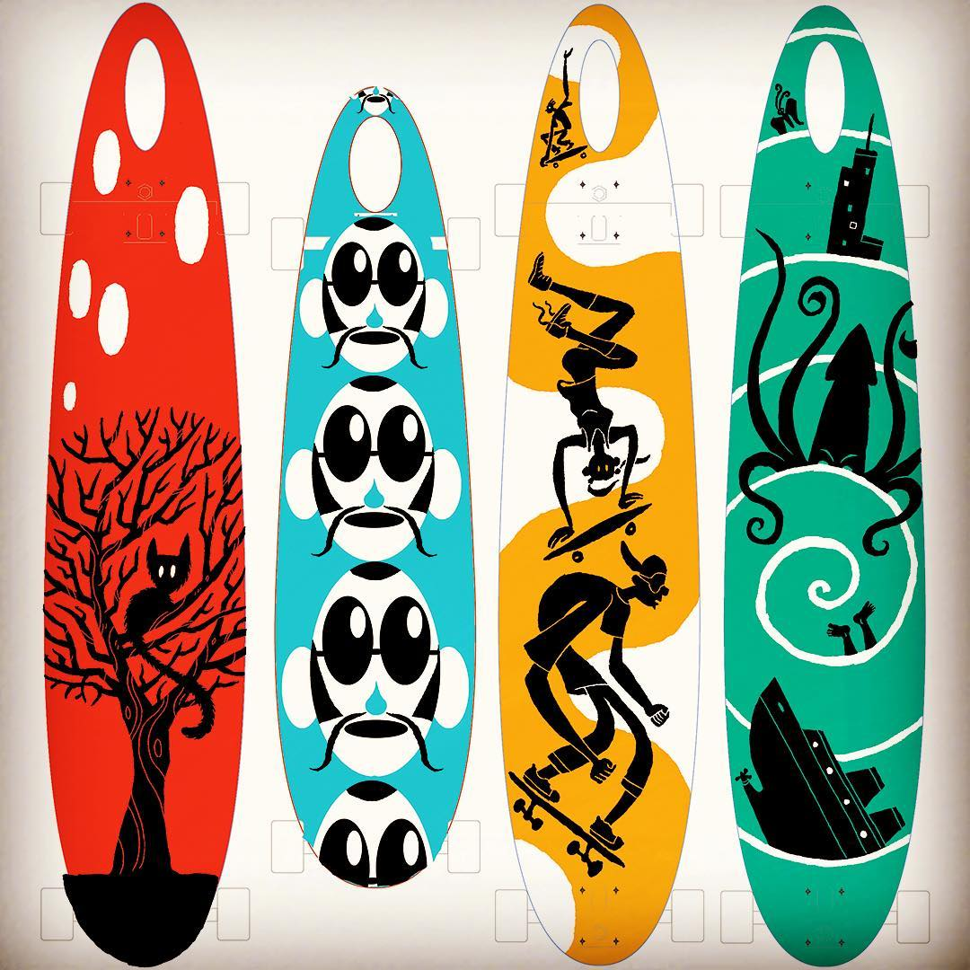 AdamMcCauley_Skate Deck