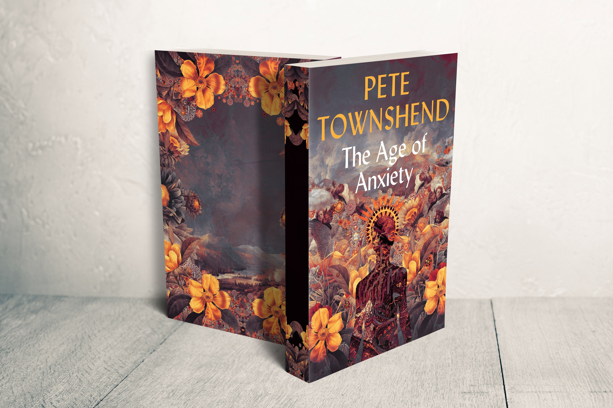 Pete Townshend New Novel - Age Of Anxiety