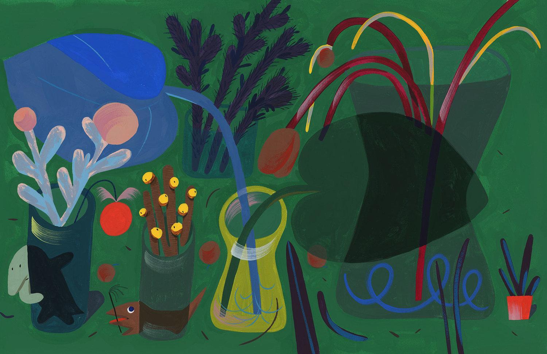Ping Zhu Google Canvas