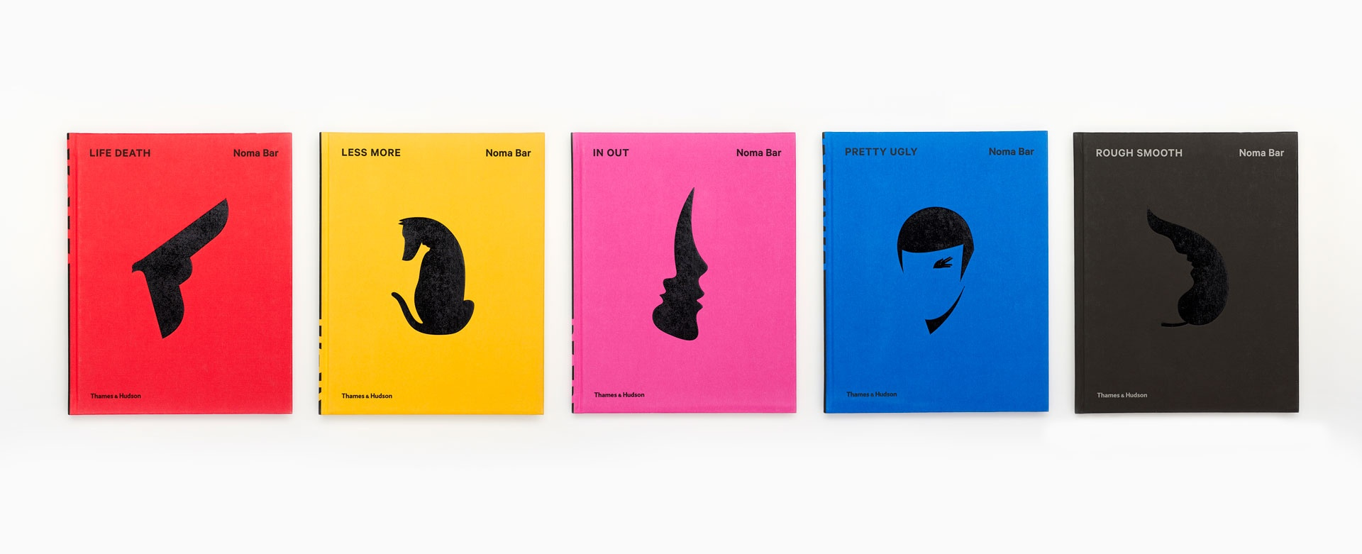 Noma Bar - Bittersweet - Limited Edition Monograph published by Thames & Hudson