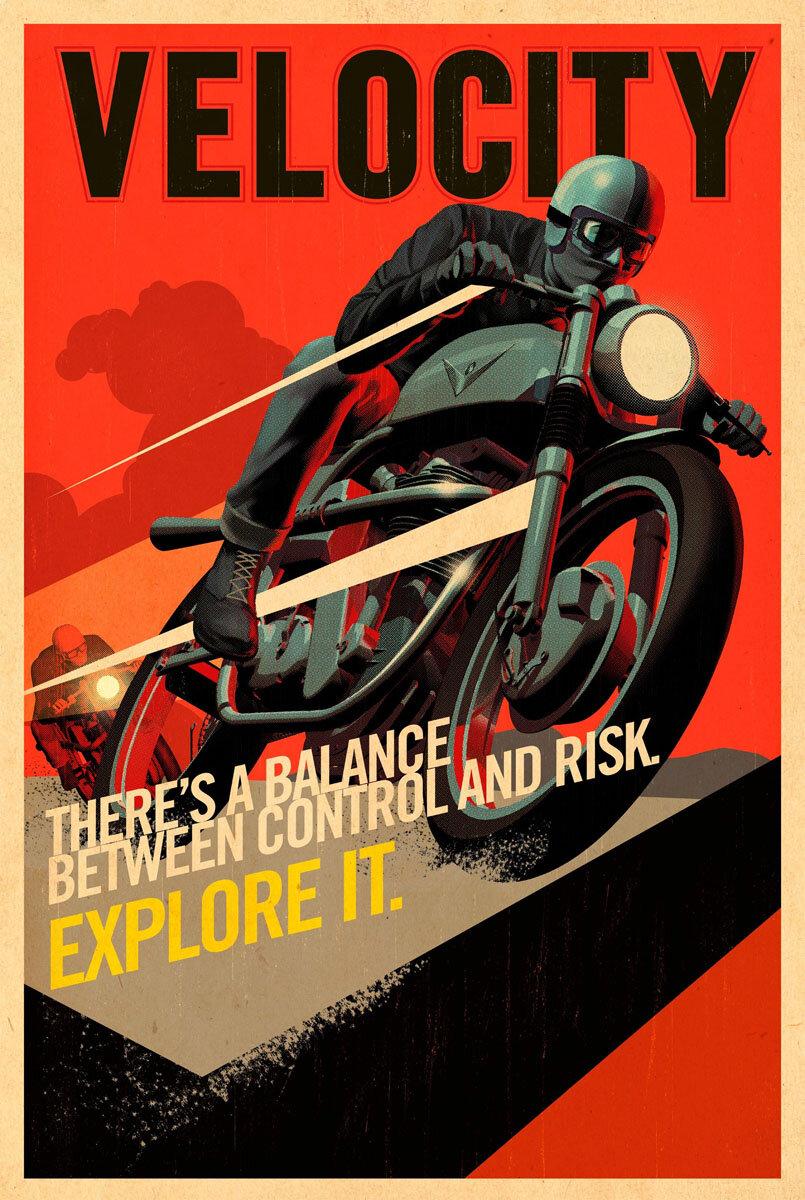 Tavis Coburn - Velocity Biker