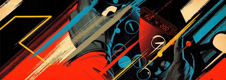 Tavis Coburn - F1 Shifting Gear