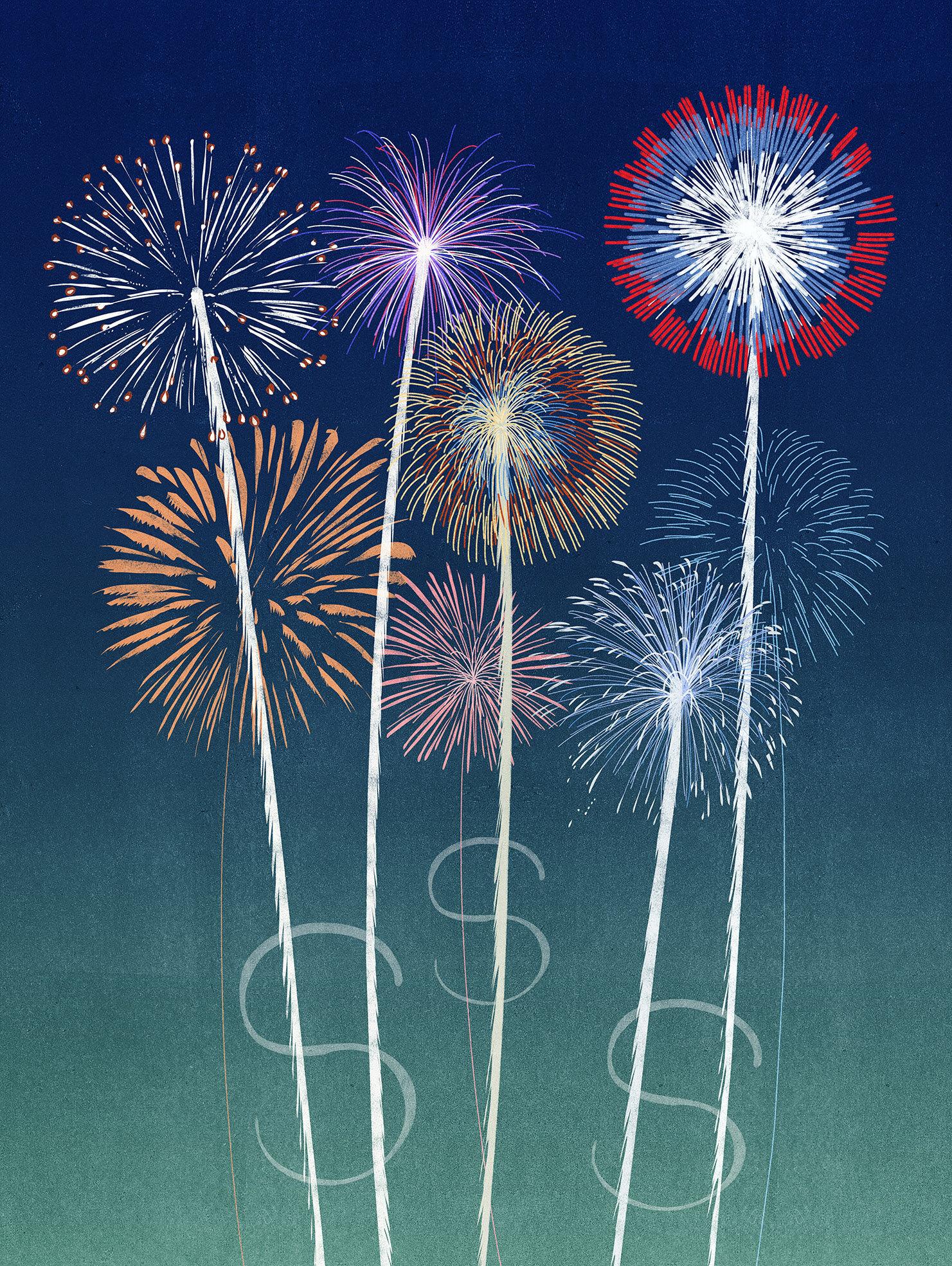 Thrivent - Financial fireworks