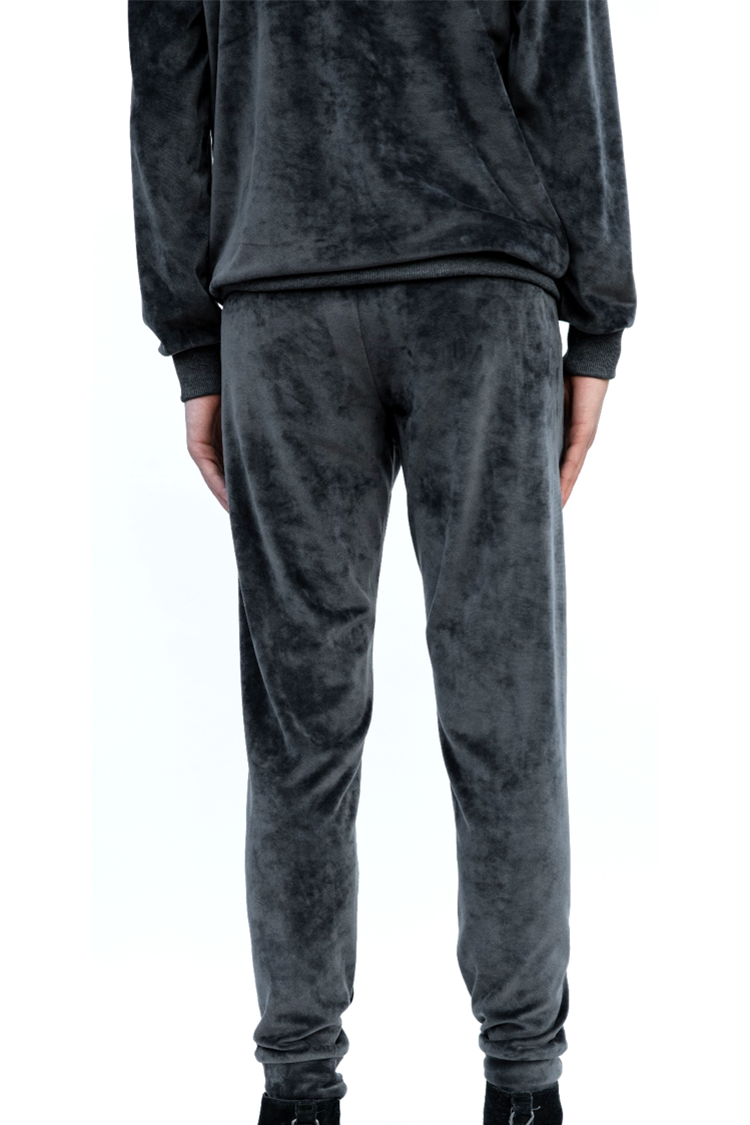 Dark Grey Velvet Track Pants3.png