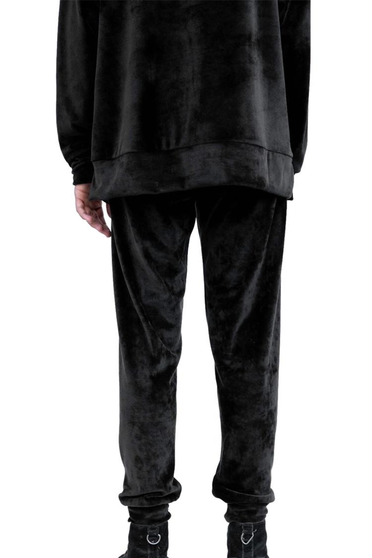 Black Velvet Track Pants3.png