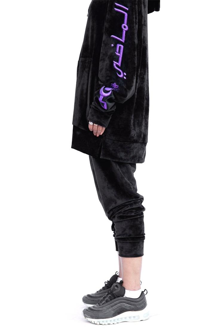 Black Velvet Track Pants5.png