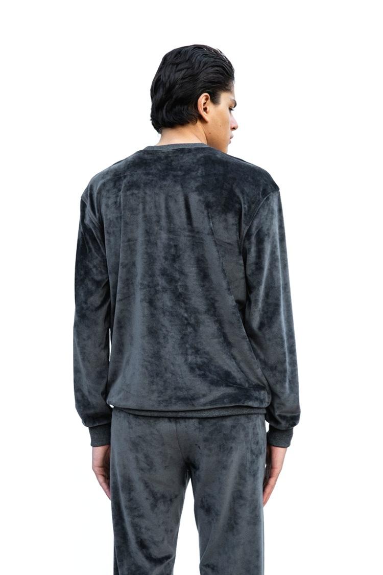 Dark Grey Velvet Sweatshirt2.png