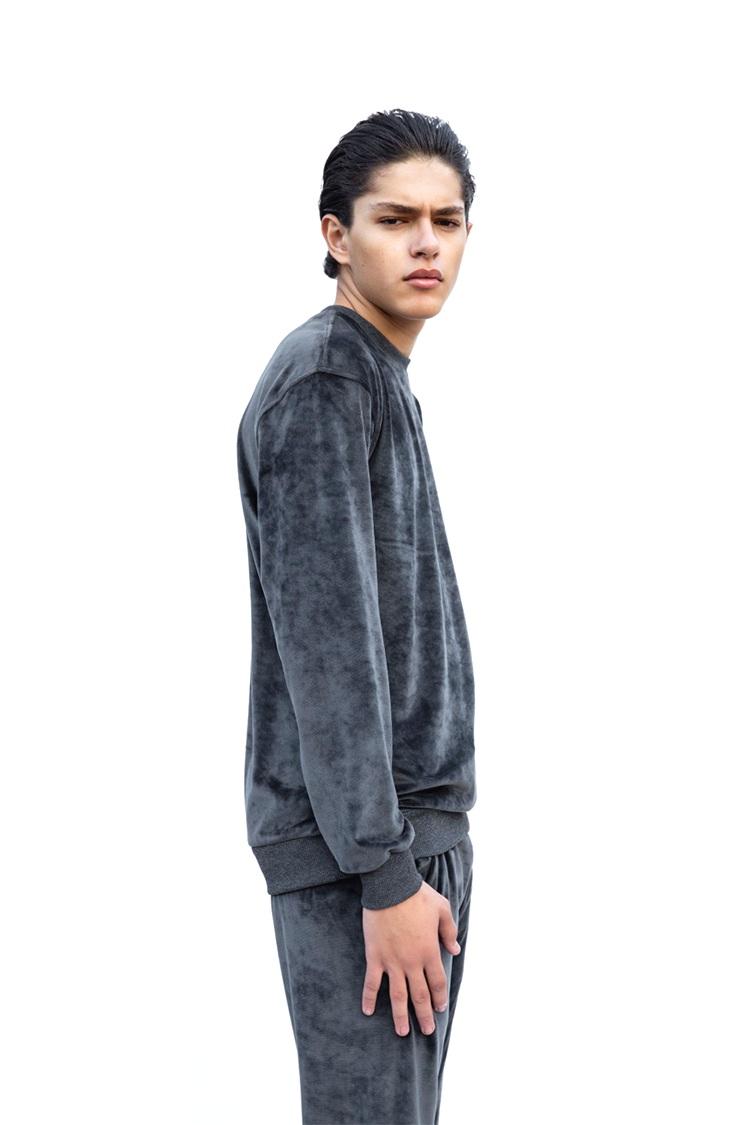 Dark Grey Velvet Sweatshirt3.png