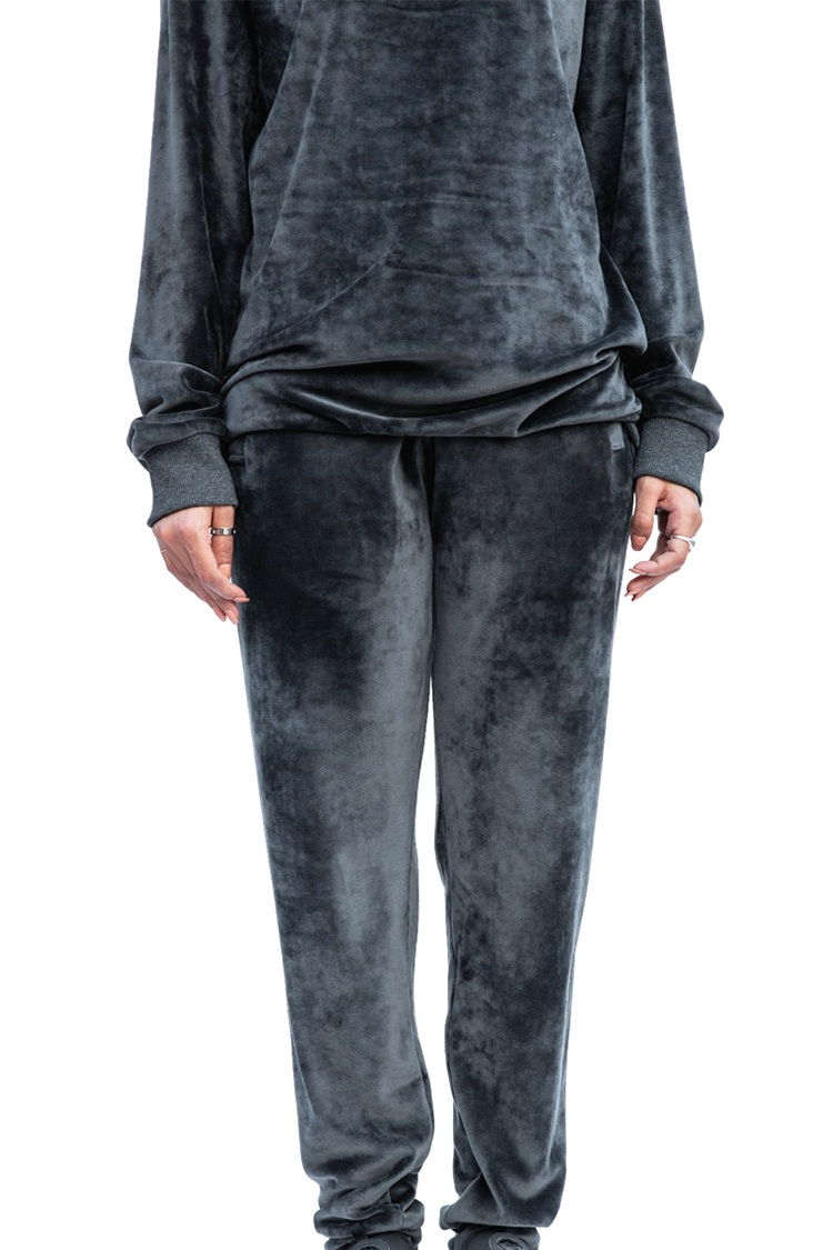 Dark Grey Velvet Track Pants4.png