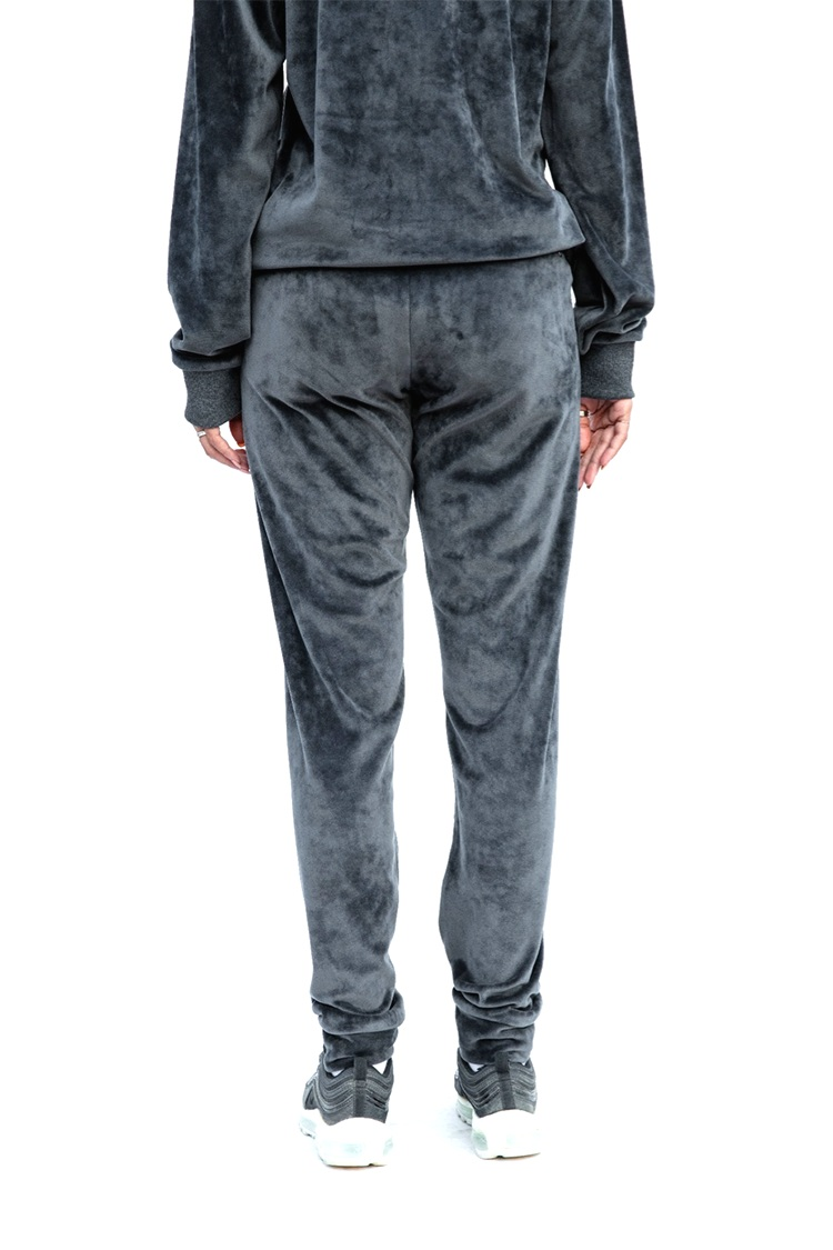 Dark Grey Velvet Track Pants6.png