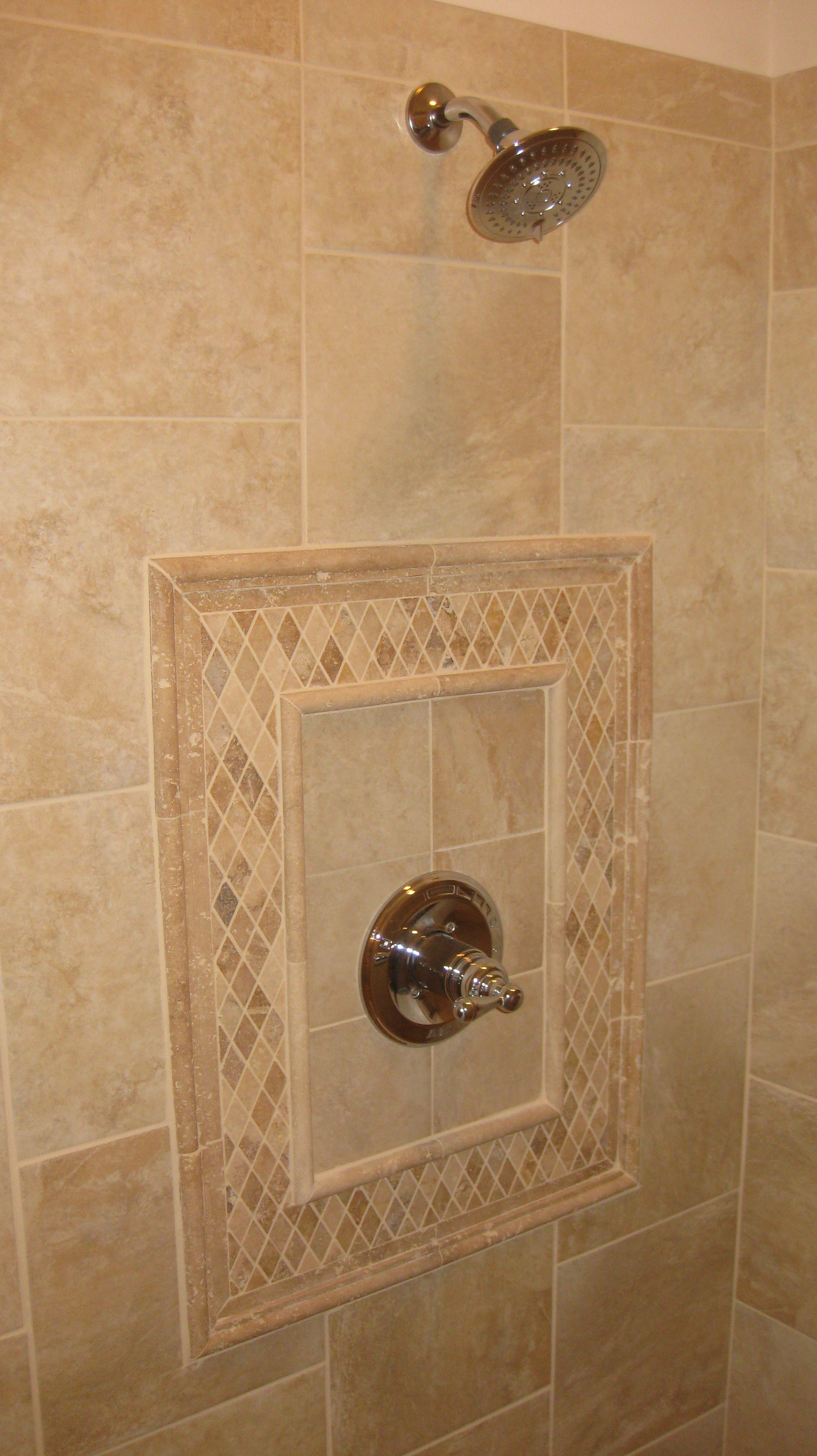Decorative Shower Tile