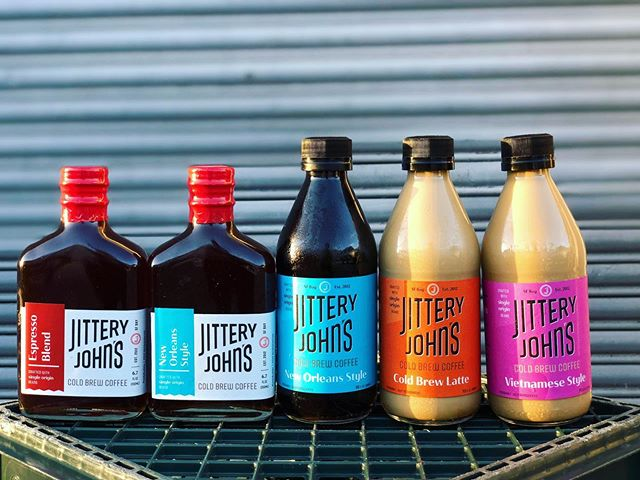 Introducing our new design ✨ Which one is your favorite? Comment below 👇 #betterthanever #jitteryjohns