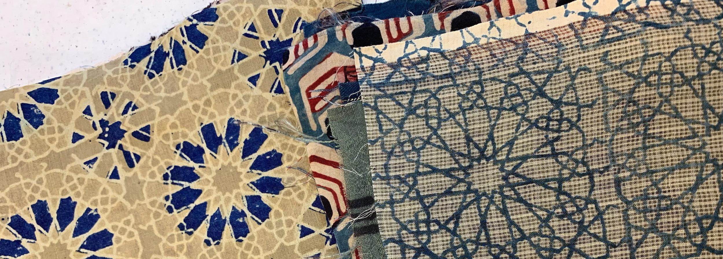 Sample book of designs