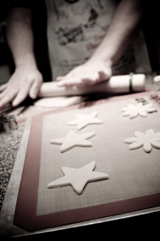 Made of Stars  Client:  Bear Maker Bakery