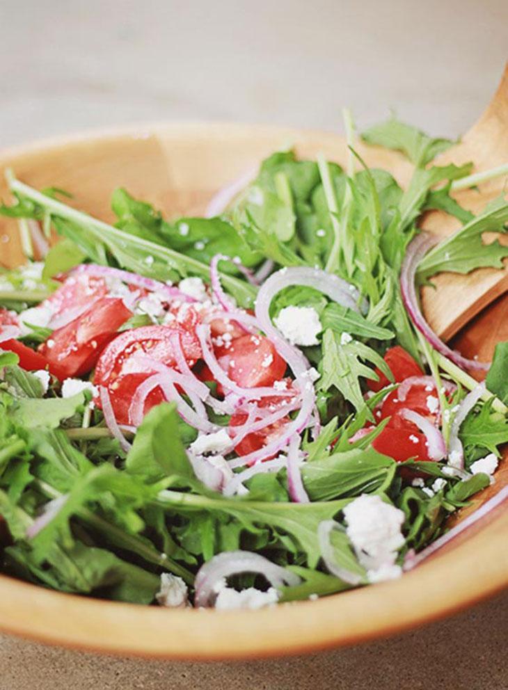 CSA salad