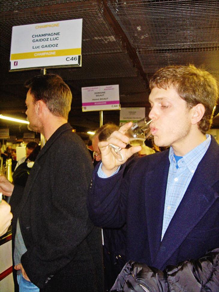 Salon des Vignerons Independants