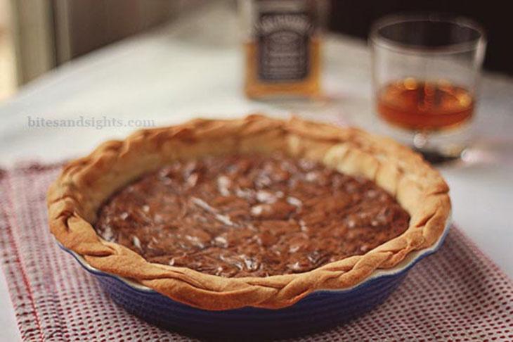 bourbon tar heel pie