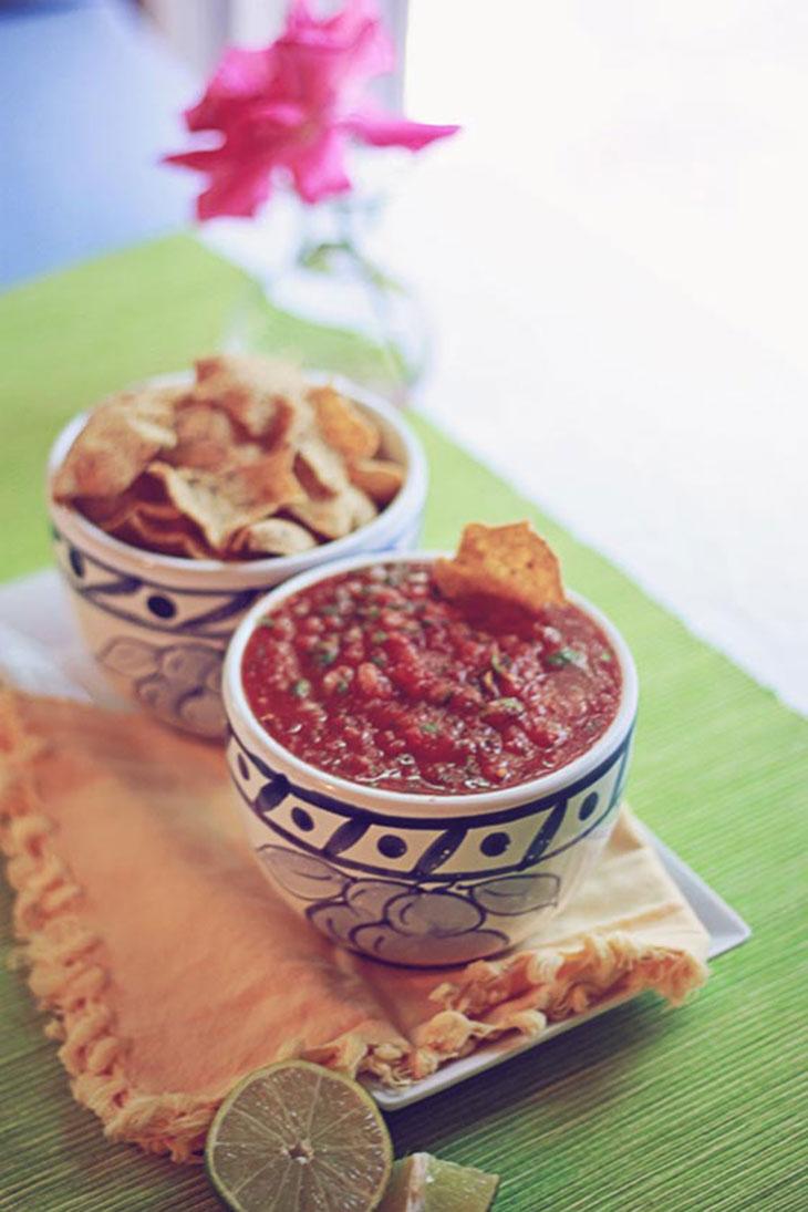 josh's amazing salsa