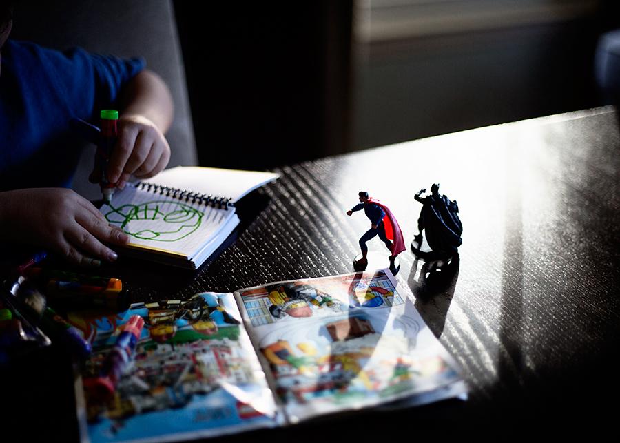 Creating Comic Books