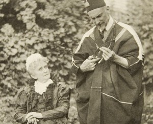 Helen and David Kendall