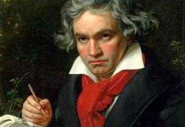 Beethoven--who else?