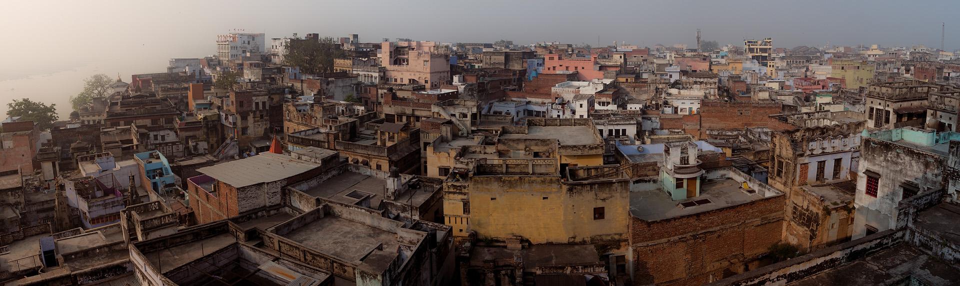Panorama Varanasi