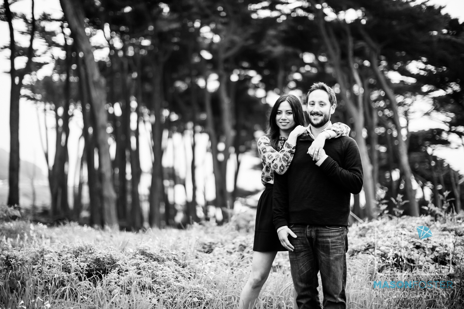 land's end engagement photography san francisco