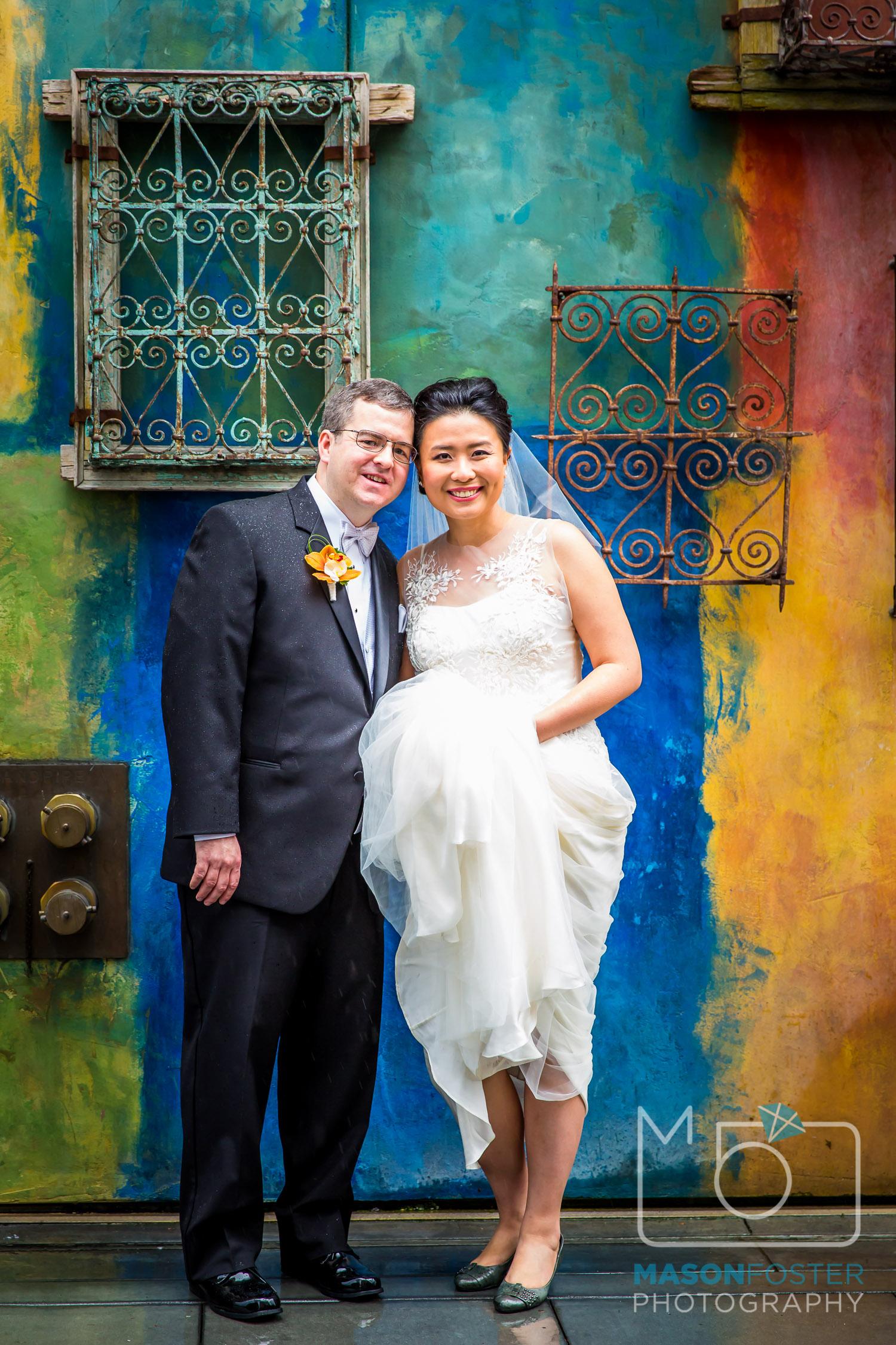 santana row wedding photography