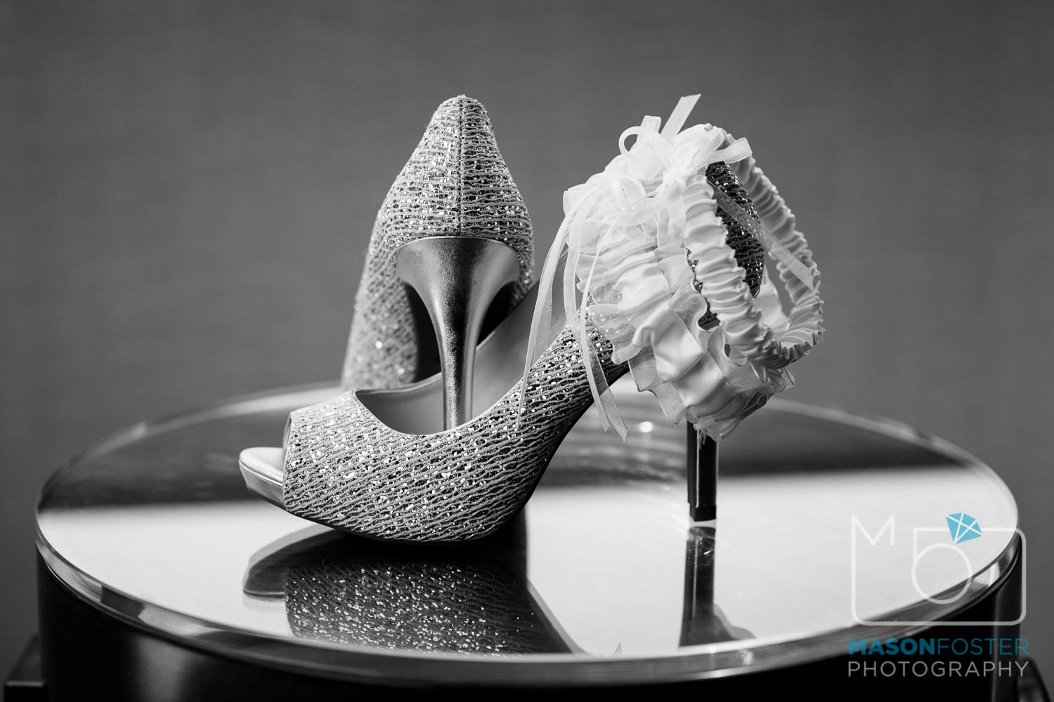 bridal shoes , wedding photography at the westin st. francis in san francisco