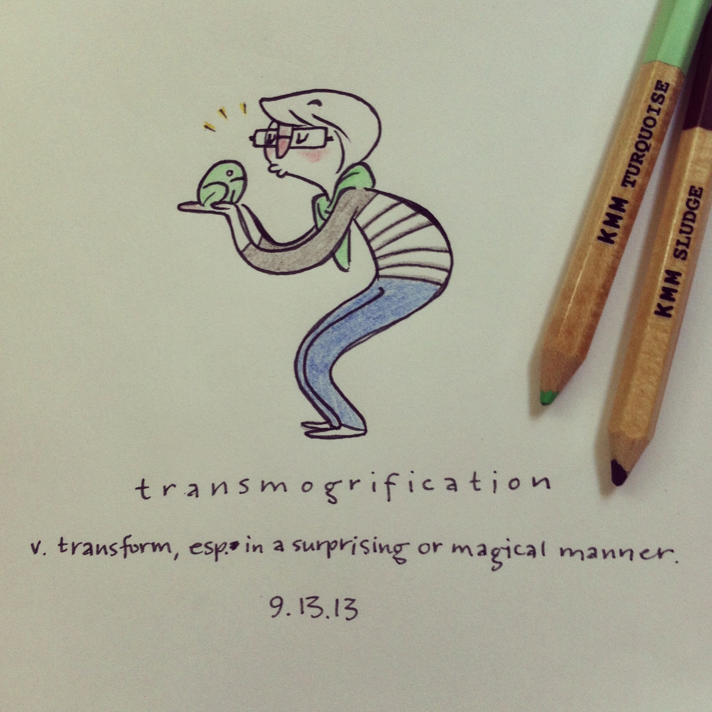 Thanks to Calvin and Hobbes, I know how to make a Transmogrifier. I believe it involves a cardboard box and a sharpie.