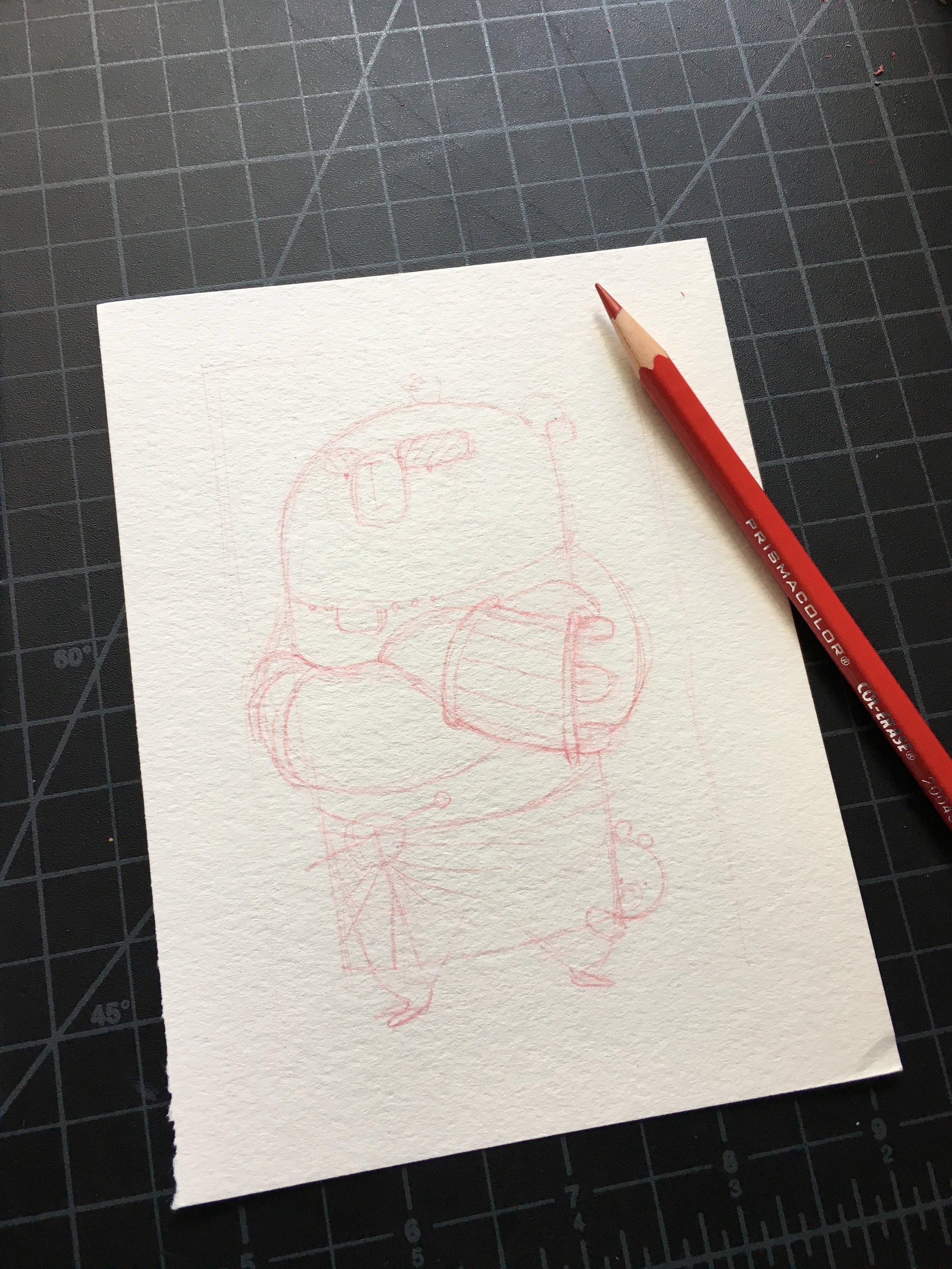 second sketch