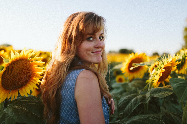Sunflower Field Grinter's Farm in Lawrence KS-32.JPG