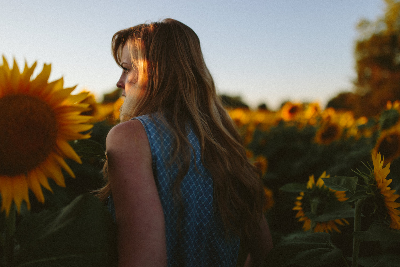 Sunflower Field Grinter's Farm in Lawrence KS-37.JPG