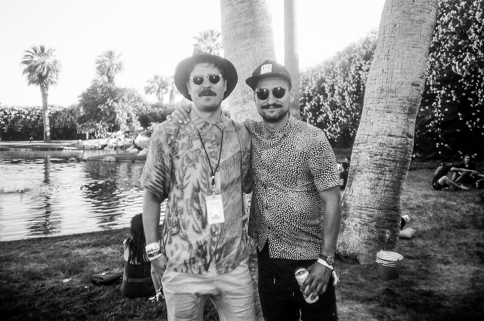 Adam Hodges, A-OK Collective & Daniel Hererra