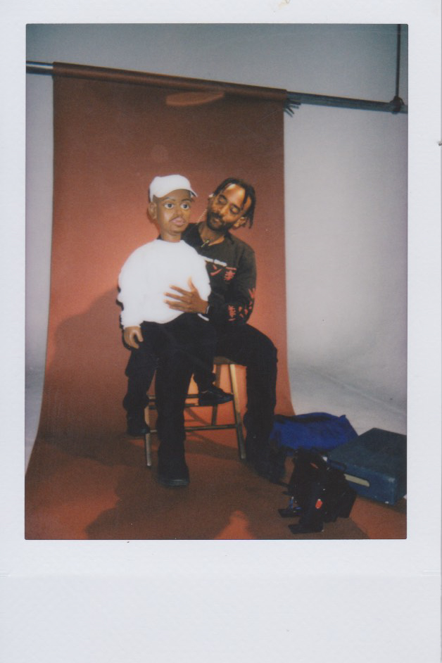 Boogie 'Everything's For Sale' — Behind the Scenes by Emari Traffie