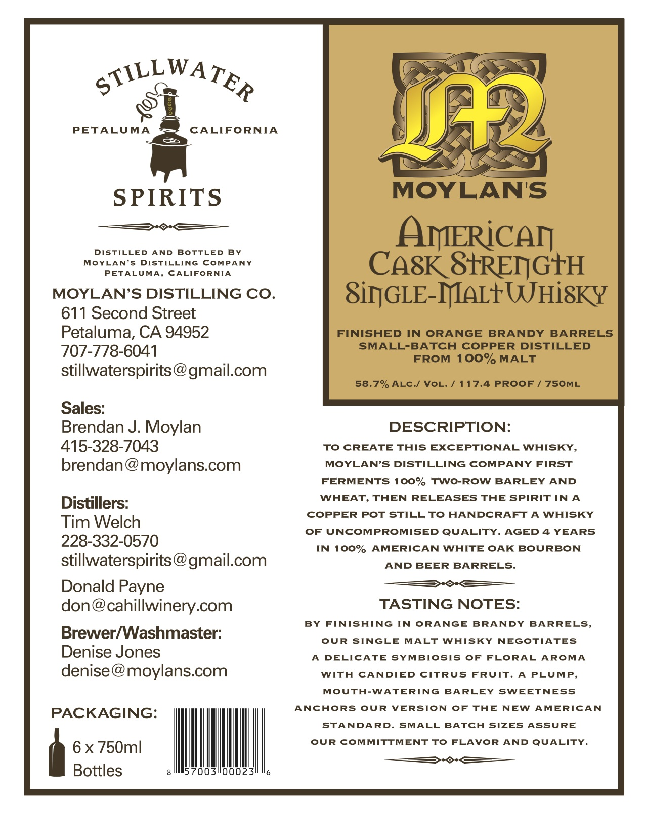 Single Barrel Cask 23spec '11 new.jpg