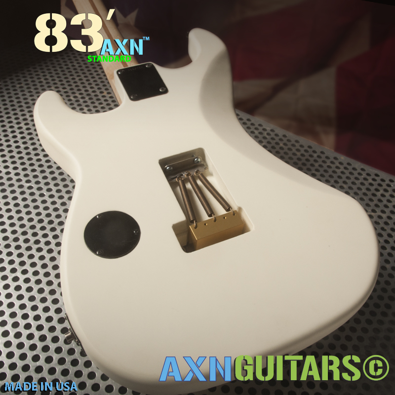 The AXN™- Model 83' Standard - Body